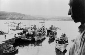 Evolución portuaria