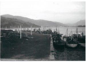 Flota amarrada (1962